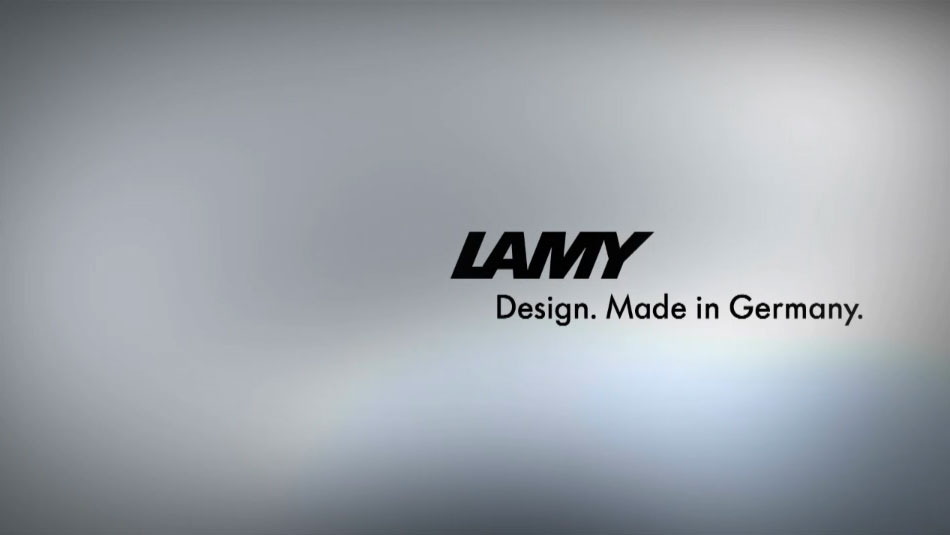 Brief portrait of Lamy (video)